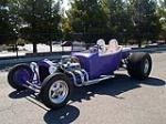 1923 FORD T-BUCKET CUSTOM ROADSTER - Front 3/4 - 133149