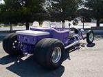 1923 FORD T-BUCKET CUSTOM ROADSTER - Rear 3/4 - 133149