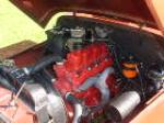 1949 WILLYS JEEPSTER CONVERTIBLE - Engine - 133151