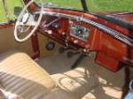 1949 WILLYS JEEPSTER CONVERTIBLE - Interior - 133151