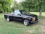 1990 CHEVROLET 454SS PICKUP - Front 3/4 - 133159
