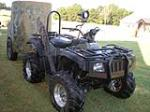 2003 ARCTIC CAT 500 4 WHEELER - 133169
