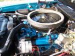1970 OLDSMOBILE 442 CONVERTIBLE - Engine - 133185