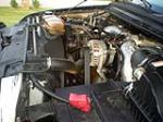 2001 FORD F-350 CUSTOM PICKUP - Engine - 133195