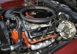 1970 CHEVROLET CHEVELLE LS6 SS 2 DOOR COUPE - Engine - 133208