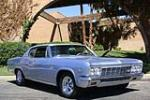 1966 CHEVROLET CAPRICE 2 DOOR COUPE - Front 3/4 - 133210