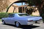 1966 CHEVROLET CAPRICE 2 DOOR COUPE - Rear 3/4 - 133210