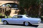 1966 CHEVROLET CAPRICE 2 DOOR COUPE - Side Profile - 133210