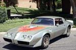 1979 PONTIAC FIREBIRD TRANS AM 2 DOOR COUPE - Front 3/4 - 133211
