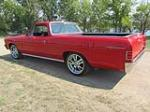 1967 CHEVROLET EL CAMINO PICKUP - Rear 3/4 - 133216