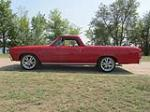 1967 CHEVROLET EL CAMINO PICKUP - Side Profile - 133216
