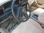 1986 MERCURY TIFFANY CUSTOM 2 DOOR COUPE - Interior - 133220