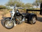 1999 HARLEY-DAVIDSON ROAD KING CUSTOM TRIKE - 133222