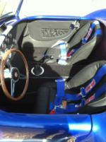 2012 SHELBY COBRA RE-CREATION ROADSTER - Interior - 133227