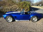 2012 SHELBY COBRA RE-CREATION ROADSTER - Side Profile - 133227