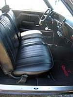1970 CHEVROLET CHEVELLE MALIBU 2 DOOR COUPE - Interior - 133488