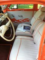 1949 MERCURY CUSTOM 4 DOOR SEDAN - Interior - 133493