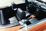 1984 MERCEDES-BENZ 380SL CONVERTIBLE - Interior - 133499