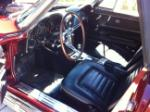 1966 CHEVROLET CORVETTE CONVERTIBLE - Interior - 133516