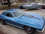 1967 CHEVROLET CORVETTE 2 DOOR COUPE - Front 3/4 - 133534