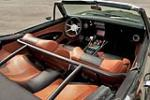 1967 CHEVROLET CAMARO RS CUSTOM CONVERTIBLE - Interior - 133536