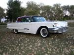 1959 FORD THUNDERBIRD 2 DOOR HARDTOP - Front 3/4 - 133537