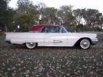 1959 FORD THUNDERBIRD 2 DOOR HARDTOP - Side Profile - 133537