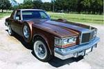1979 CADILLAC SEVILLE OPERA COUPE - Front 3/4 - 133541