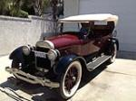 1923 BUICK 4 DOOR TOURING CONVERTIBLE - Front 3/4 - 133543