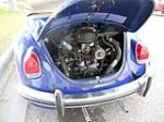 1971 VOLKSWAGEN BEETLE CONVERTIBLE - Engine - 133588