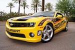 2011 CHEVROLET CAMARO RS/SS 2 DOOR COUPE - Front 3/4 - 133611