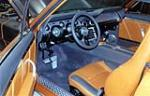 1967 FORD MUSTANG CUSTOM FASTBACK - Interior - 137541
