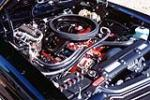 1970 CHEVROLET CHEVELLE LS5 SS CONVERTIBLE - Engine - 137542