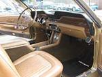 1968 SHELBY GT500 FASTBACK - Interior - 137558