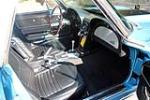 1967 CHEVROLET CORVETTE CONVERTIBLE - Interior - 137578