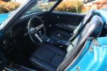 1972 CHEVROLET CORVETTE CONVERTIBLE - Interior - 137582