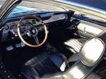 1968 FORD MUSTANG CUSTOM FASTBACK - Interior - 137601