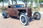 1931 CHEVROLET CUSTOM PICKUP - Front 3/4 - 137615
