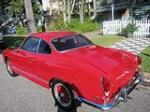 1971 VOLKSWAGEN KARMANN GHIA 2 DOOR COUPE - Rear 3/4 - 137627