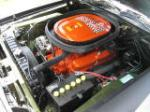 1970 PLYMOUTH CUDA AAR 2 DOOR HARDTOP - Engine - 137641