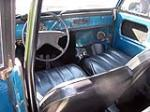 1973 VOLKSWAGEN THING 4 DOOR - Interior - 137646