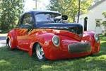 1941 WILLYS CUSTOM COUPE - Front 3/4 - 137651