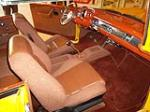 1957 CHEVROLET BEL AIR CUSTOM 2 DOOR HARDTOP - Interior - 137661