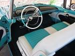 1956 LINCOLN PREMIERE CONVERTIBLE - Interior - 137680