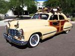 1946 CADILLAC SERIES 62 4 DOOR SEDAN WOODY - Front 3/4 - 137691