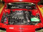 1989 DODGE SHELBY CSX-VNT 3 DOOR HATCHBACK - Engine - 137693