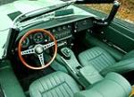 1969 JAGUAR XKE ROADSTER - Interior - 137705