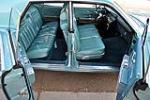 1966 LINCOLN CONTINENTAL 4 DOOR SEDAN - Interior - 137706