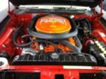 1970 PLYMOUTH CUDA AAR 2 DOOR HARDTOP - Engine - 137737