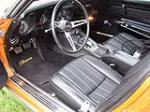 1972 CHEVROLET CORVETTE 2 DOOR COUPE - Interior - 137740